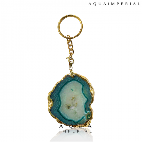 Agate Key Chains
